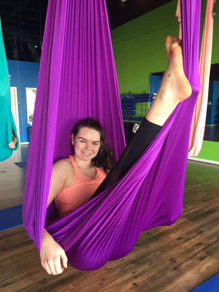 Aerial Yoga Relax